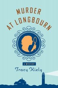 Murder At Longbourn, by Tracy Kiely