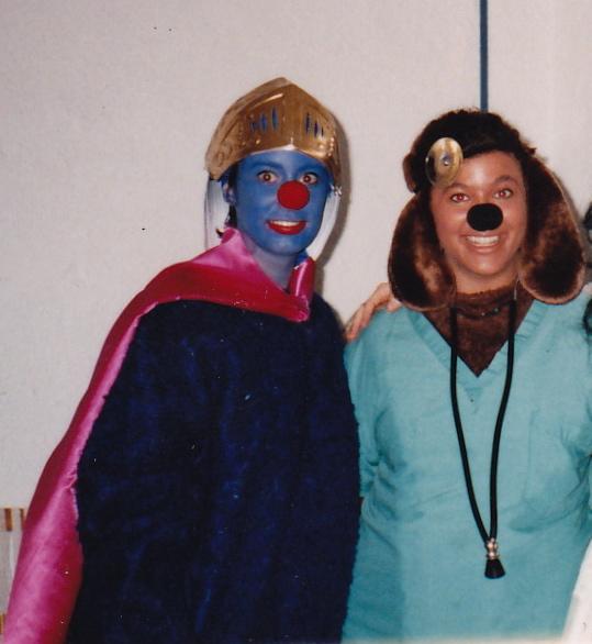 Dr. Bob and Supergrover