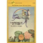 Book cover - A Wrinkle in Time