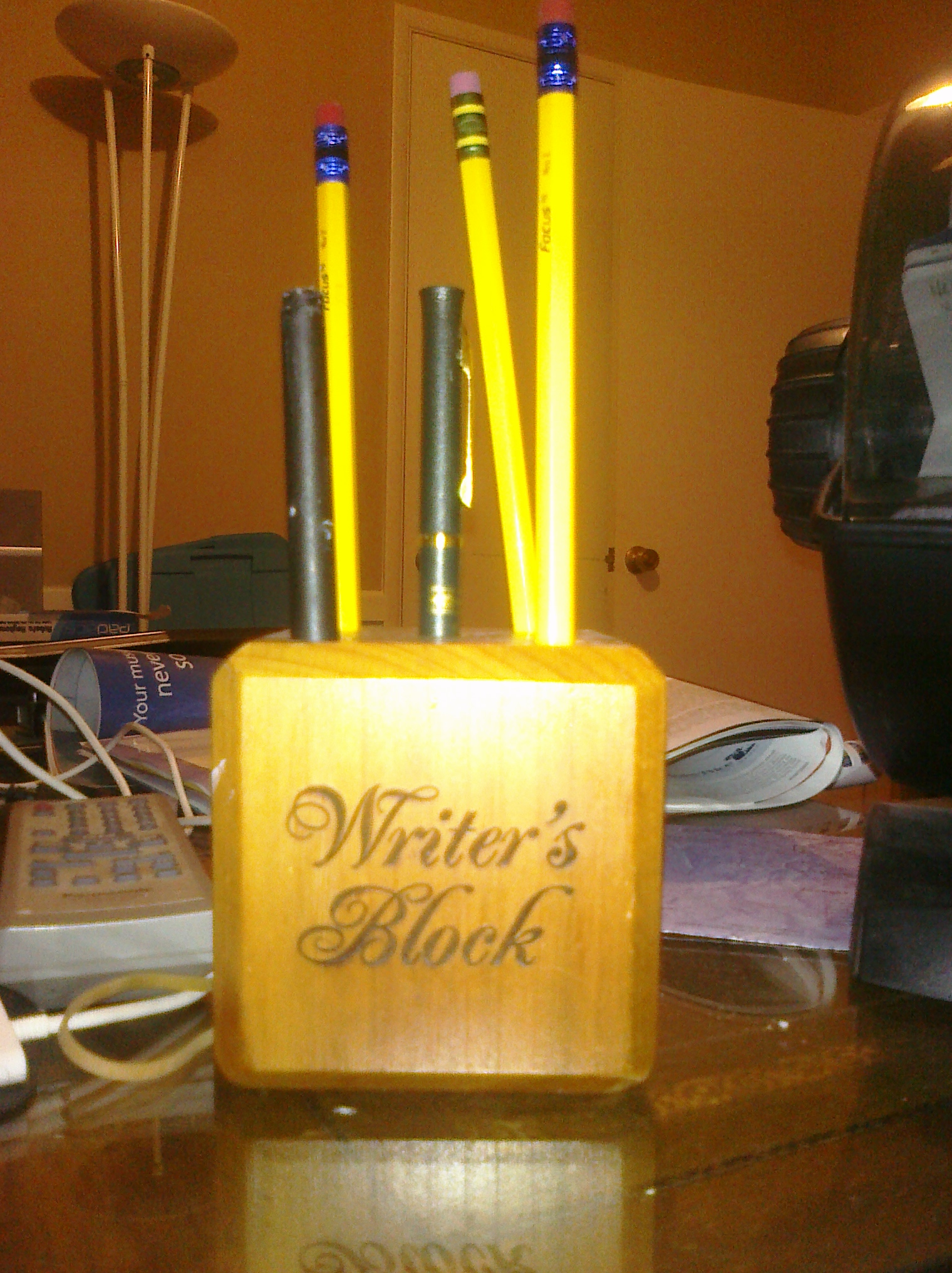 Writer's Block
