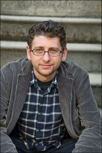 Author Daniel Polansky