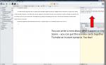 Scrivener screenshot 4
