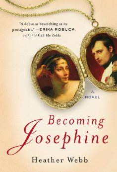 Becoming Josephine Cover