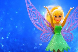 """""""If you believe in fairies ..."""""""
