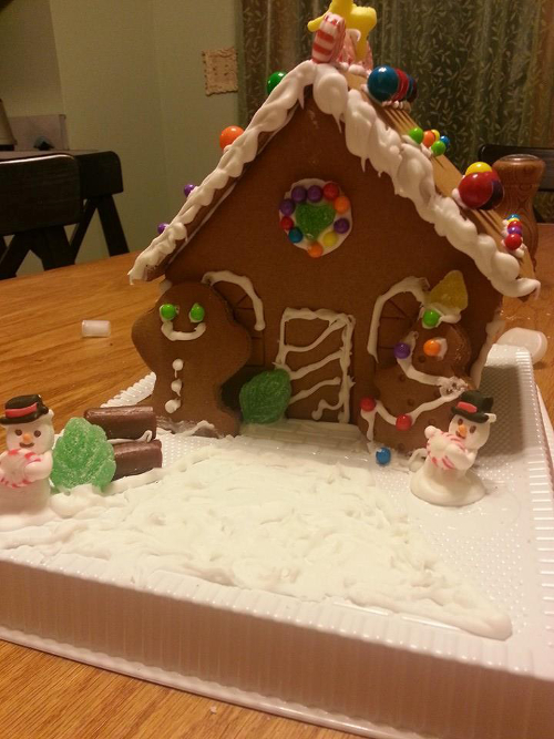 gingerbread house500