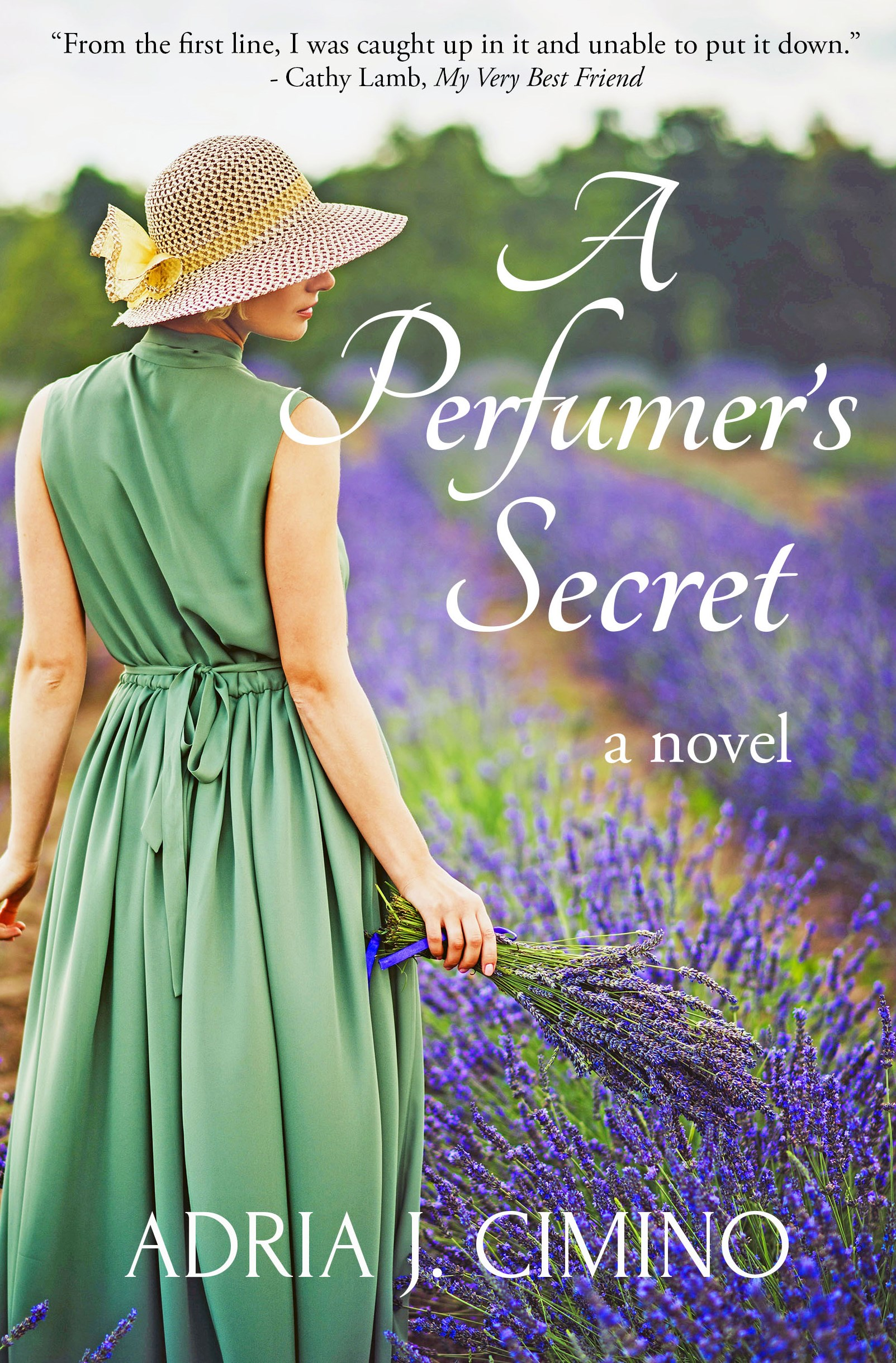 a-perfumers-secret-front-cover