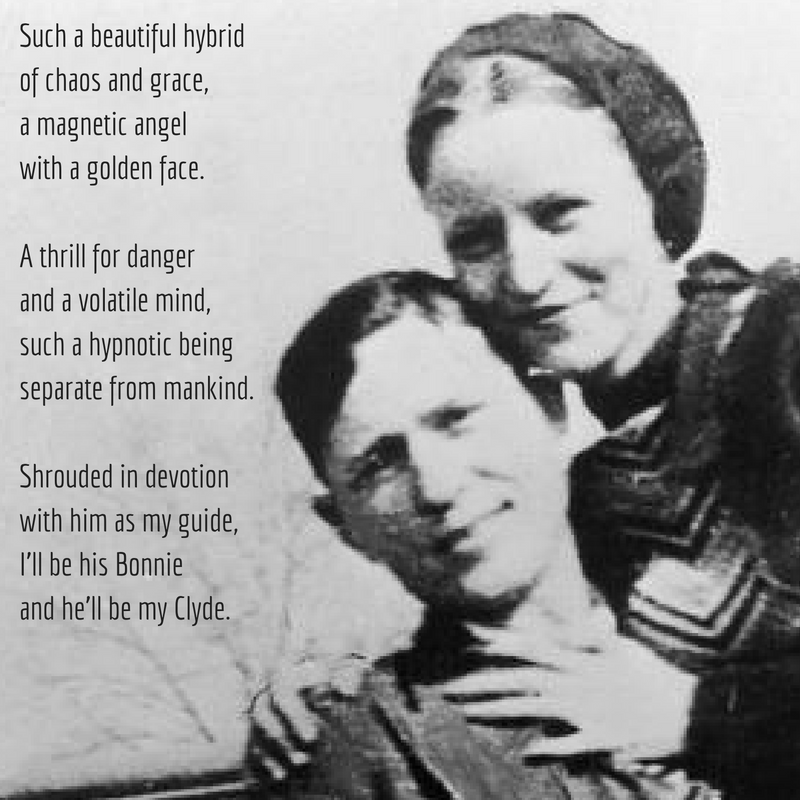 an introduction to the life of clyde barrow and bonnie parker
