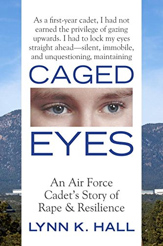 CAGED EYES by Lynn K. Hall