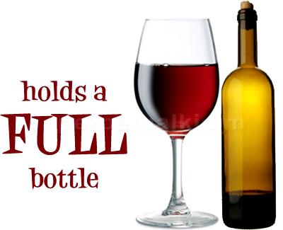Wine Bottle Glass The Debutante Ball